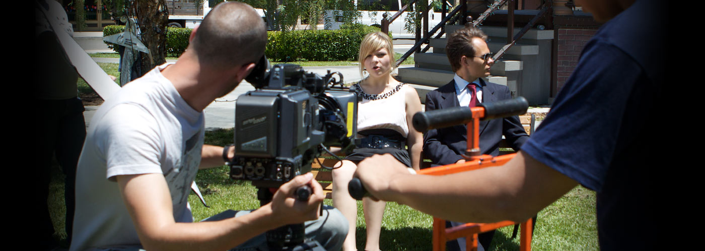 Students act on bench for NYFA Miami's one-year acting program