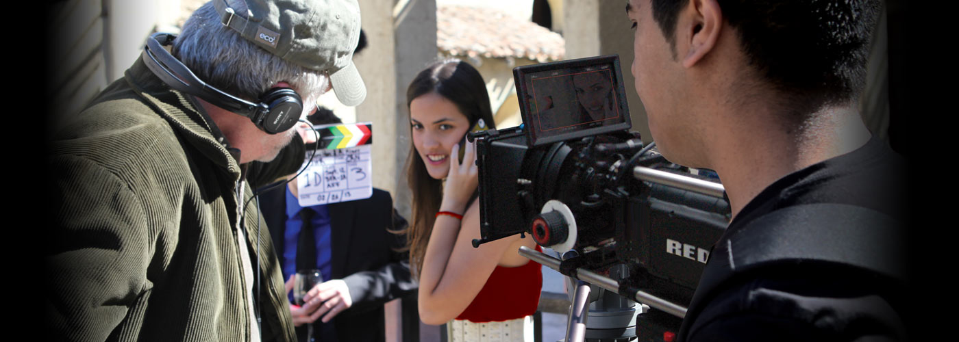 NYFA South Beach student acts on camera in Miami
