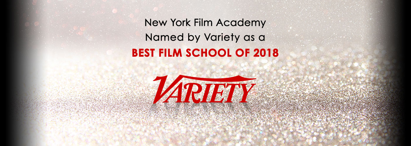 New York Film Academy Named by Variety as a Best Film School of 2018